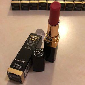 Chanel lipstick #55